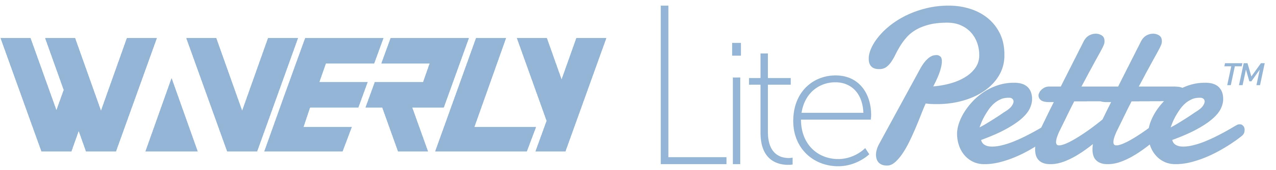 Waverly LitePette logo